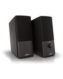 Bose Companion 2 Series III multimedia Speaker system - Black [LMS10652]