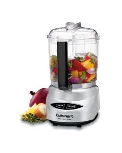 Cuisinart 4-Cup Mini Prep Plus Processor (Brushed Stainless Finish) [LMS8111]