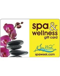 Spa Week $100 Digital Gift Card (delivered by email)