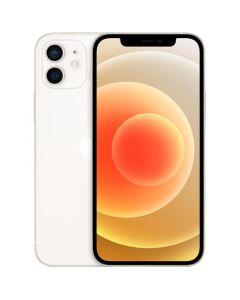 Apple - iPhone 12 5G 64GB - White (Unlocked)