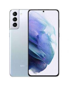 Samsung - Galaxy S21+ 5G 128GB (Unlocked) - Phantom Silver