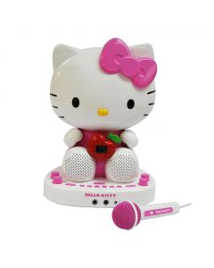 Hello Kitty CDG Karaoke System with Built-in Video Camera