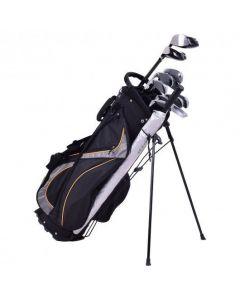 """9"""" Golf Stand Bag Divider Carry Pockets Storage"""