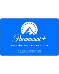 Paramount+ $25 Digital Gift Card (delivered by email)
