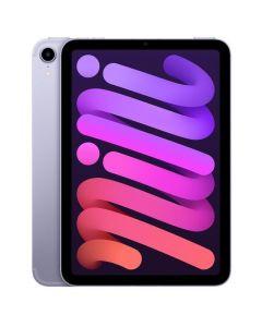 Apple - iPad mini (Latest Model) with Wi-Fi + Cellular - 256GB - Purple