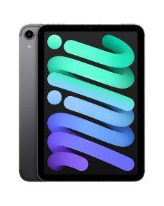 Apple - iPad mini (Latest Model) with Wi-Fi + Cellular - 256GB - Space Gray