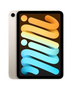 Apple - iPad mini (Latest Model) with Wi-Fi + Cellular - 256GB - Starlight
