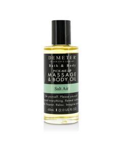Demeter Salt Air Massage & Body Oil 60ml/2oz