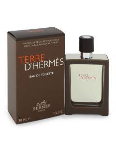 Terre D'Hermes Eau De Toilette Refillable Spray 30ml/1oz