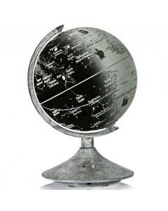 3-in-1 LED World Globe with Illuminated Star Map