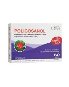 J&B (Johnson & Barana) Policosanol 10mg 60t